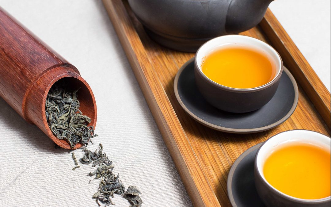 Stomach Soothing Digestive Tea Recipe